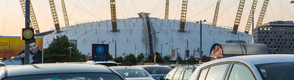 The O2 Parking