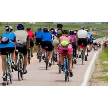 "SCOPE London to Paris 24"" Bicycle Ride"