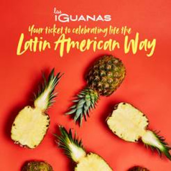 Climb and Dine Experience at Las Iguanas