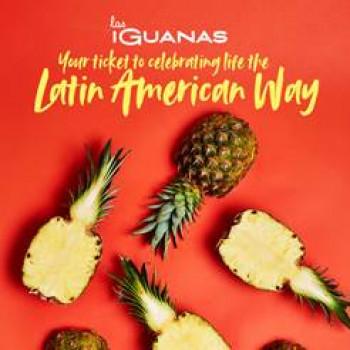Climb and Dine Experience at Las Iguanas