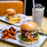 Climb and Dine Experience at Gordon Ramsay's Street Burger