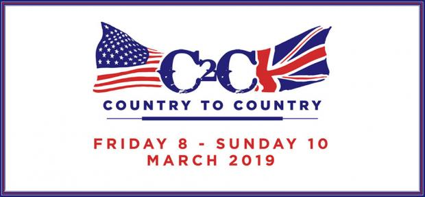 Country to Country 2019