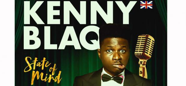 Kenny Blaq - 'State of Mind' Comedy Show