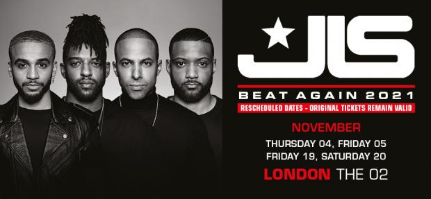RESCHEDULED: JLS