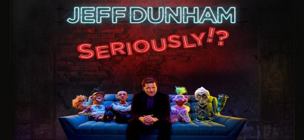 RESCHEDULED: Jeff Dunham
