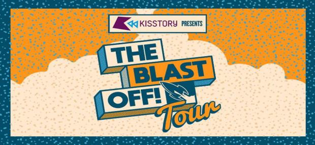 The Blast Off! Tour