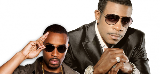 Keith Sweat & Montell Jordan