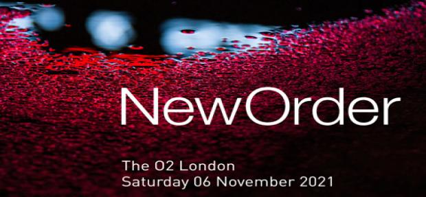 RESCHEDULED: New Order