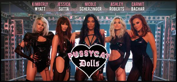 RESCHEDULED: Pussycat Dolls