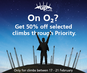 O2 Priority Climbs